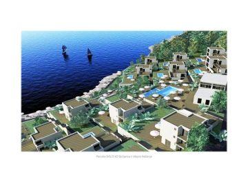 Plot for construction of mixed-use property, Sale, Budva, Petrovac