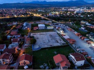 Industrial land plot, Sale, Podgorica, Zabjelo