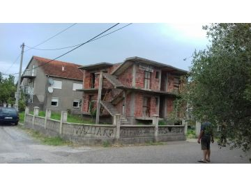 House under construction, Sale, Podgorica, Zabjelo